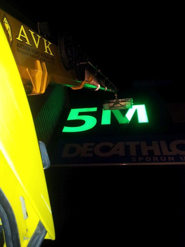 32 m.SEPETLİ PLATFORM